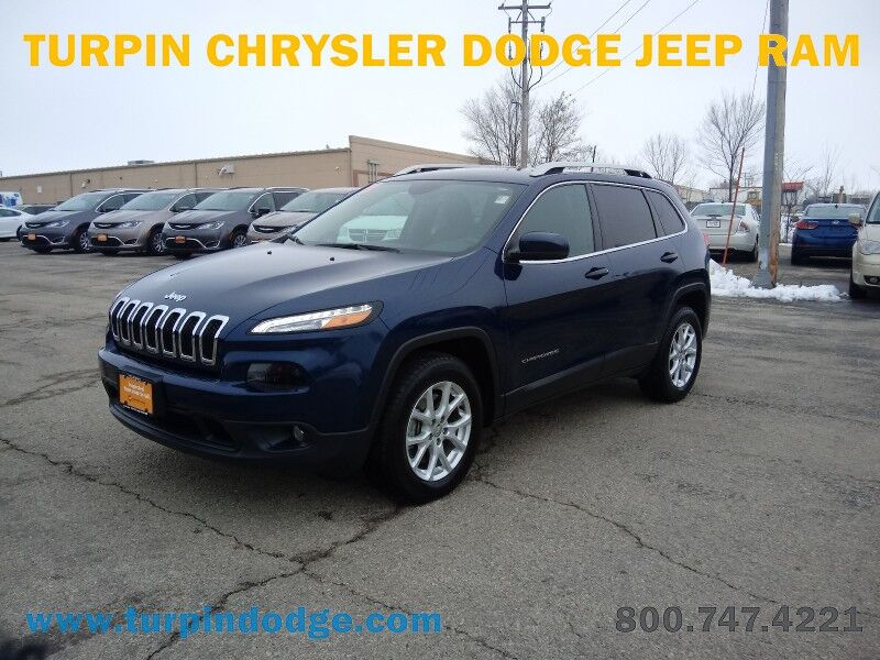 2018 Jeep Cherokee Latitude Plus Dubuque IA