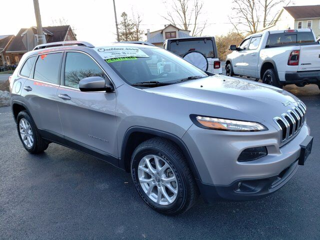 2018 Jeep Cherokee Latitude Plus HAMBURG PA