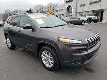 2018_Jeep_Cherokee_Latitude Plus_ Hamburg PA
