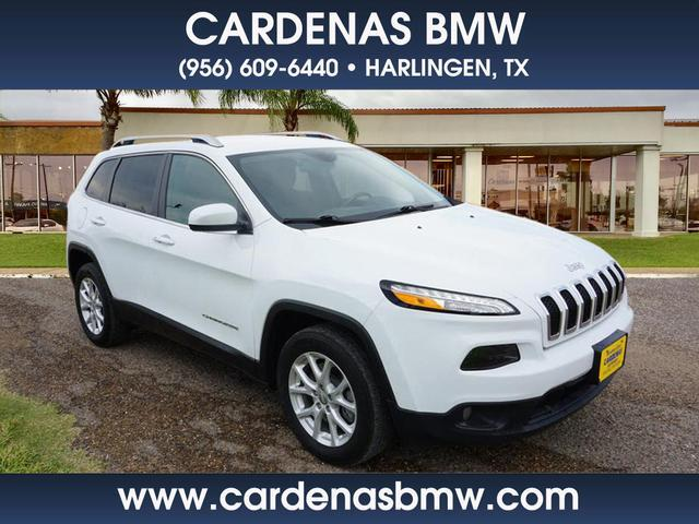 2018 Jeep Cherokee Latitude Plus Harlingen TX