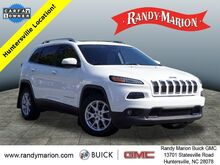 2018_Jeep_Cherokee_Latitude Plus_ Hickory NC