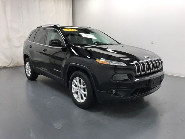 2018 Jeep Cherokee Latitude Plus Holland MI
