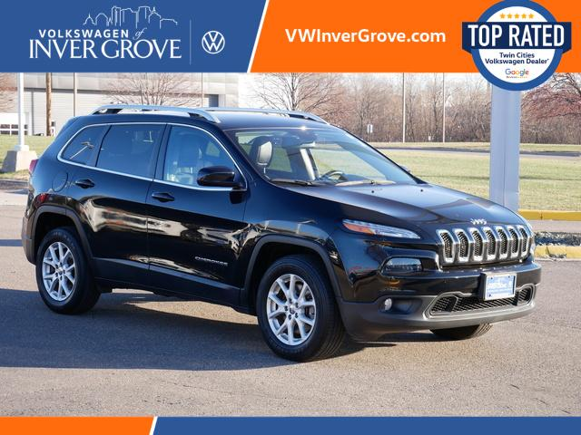 2018 Jeep Cherokee Latitude Plus Inver Grove Heights MN