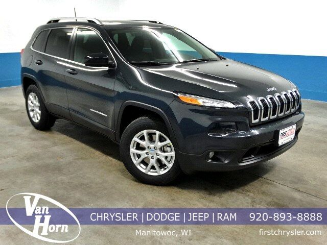 2018 Jeep Cherokee Latitude Plus Milwaukee WI