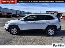 2018_Jeep_Cherokee_Latitude Plus_ Pampa TX