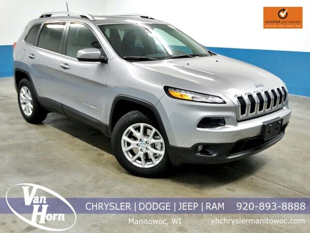 2018 Jeep Cherokee Latitude Plus Plymouth WI