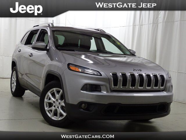 2018 Jeep Cherokee Latitude Plus Raleigh NC