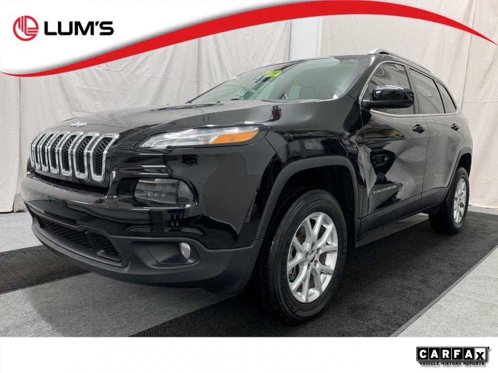 2018 Jeep Cherokee Latitude Plus Warrenton OR