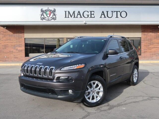 2018 Jeep Cherokee Latitude Plus West Jordan UT