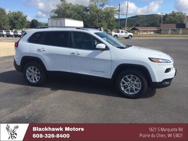 2018_Jeep_Cherokee_Latitude Plus_ Decorah IA