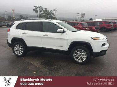 2018_Jeep_Cherokee_Latitude Plus_ Decorah IA
