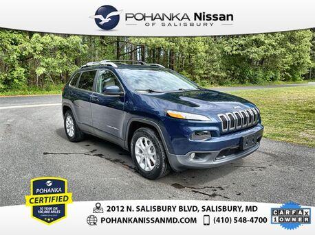 2018_Jeep_Cherokee_Latitude_ Salisbury MD