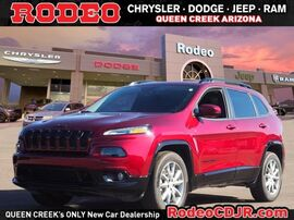 2018_Jeep_Cherokee_Latitude Tech Connect_ Phoenix AZ