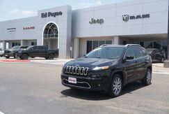 2018_Jeep_Cherokee_Limited_  TX