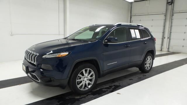 2018 Jeep Cherokee Limited 4x4 Topeka KS