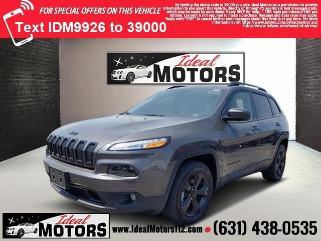 2018 Jeep Cherokee Limited 4x4 Medford NY
