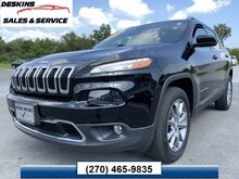 2018_Jeep_Cherokee_Limited_ Campbellsville KY