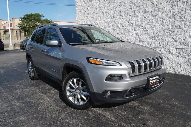2018 Jeep Cherokee Limited Chicago IL