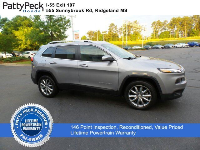 2018 Jeep Cherokee Limited FWD Jackson MS