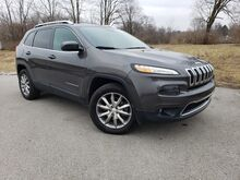 2018_Jeep_Cherokee_Limited_ Georgetown KY