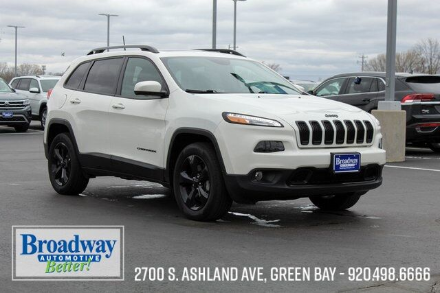 2018 Jeep Cherokee Limited Green Bay WI
