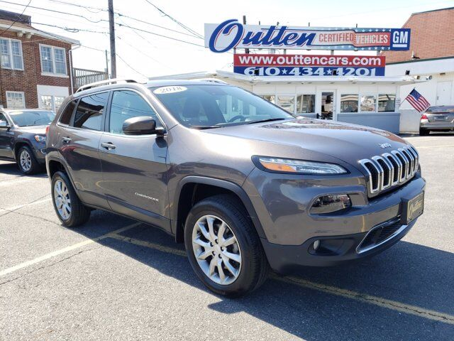 2018 Jeep Cherokee Limited Allentown PA