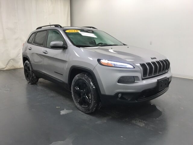 2018 Jeep Cherokee Limited Holland MI
