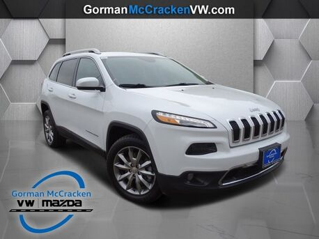 2018_Jeep_Cherokee_Limited_ Longview TX