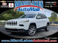 2018 Jeep Cherokee Limited Miami Lakes FL