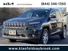 2018_Jeep_Cherokee_Limited_ Old Saybrook CT