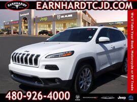 2018_Jeep_Cherokee_Limited_ Phoenix AZ