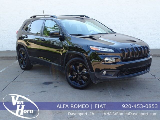 2018 Jeep Cherokee Limited Plymouth WI