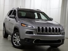 2018_Jeep_Cherokee_Limited_ Raleigh NC