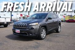 2018_Jeep_Cherokee_Limited_ Rio Grande City TX