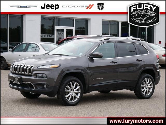 2018 Jeep Cherokee Limited Oak Park Heights MN