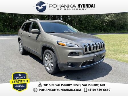 2018_Jeep_Cherokee_Limited **SUPER NICE**_ Salisbury MD