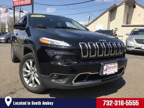 2018 Jeep Cherokee Limited South Amboy NJ