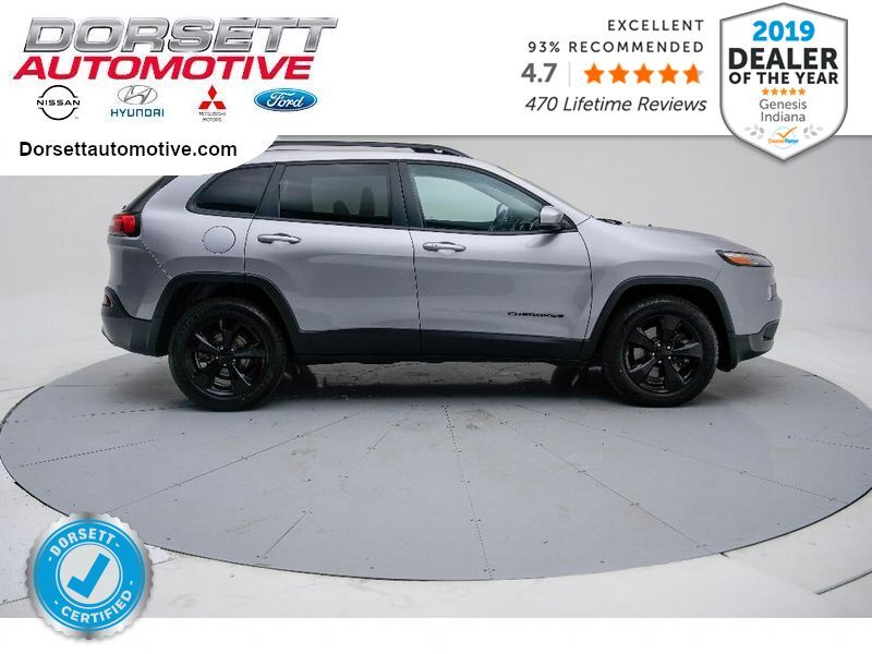 2018 Jeep Cherokee Limited Terre Haute IN