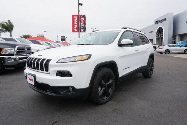 2018 Jeep Cherokee Limited Weslaco TX