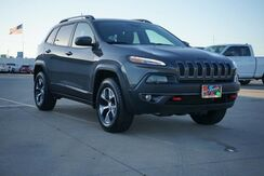 2018_Jeep_Cherokee_***ONE OWNER***CLEAN CARFAX***4X4***TRAILHAWK***_ Wichita Falls TX