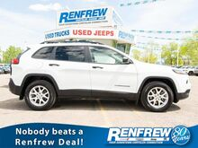 2018_Jeep_Cherokee_Sport 4x4, Heated Seats, Remote Start, Bluetooth, SiriusXM, Backup Camera_ Calgary AB