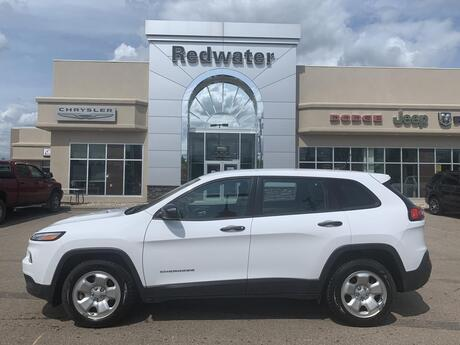 2018 Jeep Cherokee Sport Redwater AB