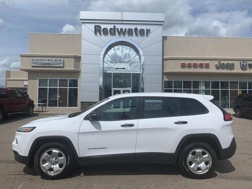 2018_Jeep_Cherokee_Sport_ Redwater AB