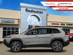 2018 Jeep Cherokee Trailhawk 4x4  - Navigation - $222.33 B/W