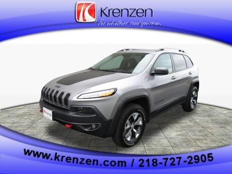 2018 Jeep Cherokee Trailhawk Duluth MN
