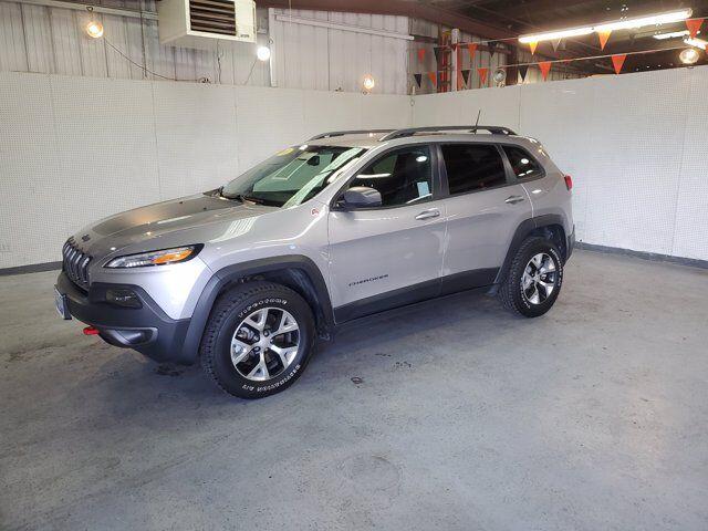 2018 Jeep Cherokee Trailhawk Oroville CA