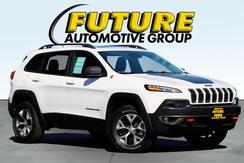 2018_Jeep_Cherokee_Trailhawk_ Roseville CA
