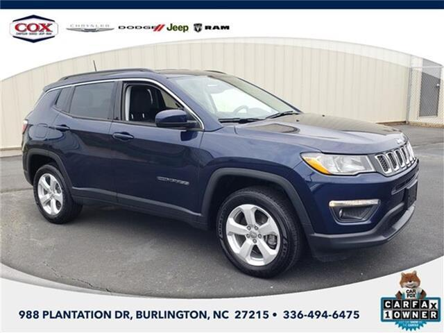 2018 Jeep Compass Burlington NC