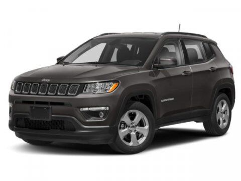 2018 Jeep Compass Morgantown WV