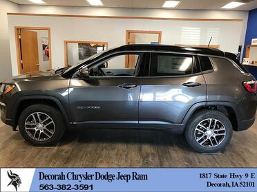 2018_Jeep_Compass_4d SUV 4WD Latitude_ Decorah IA
